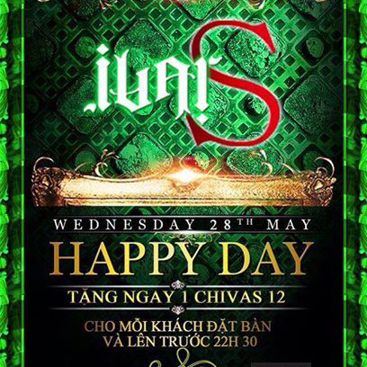 Party Happy Day tại Ibars