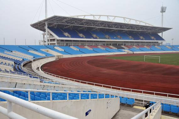 Dong San San Van Dong my Dinh Sân