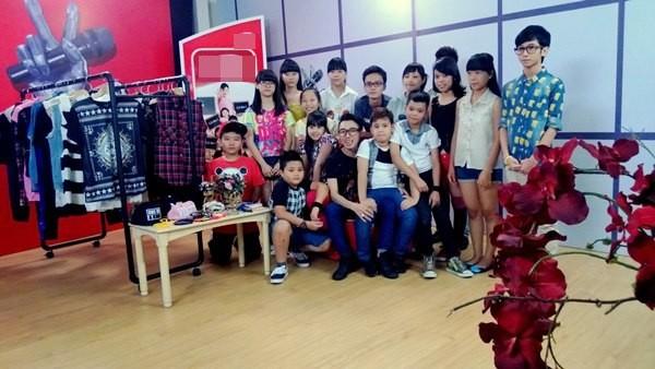 Hoàng Ku sẽ phụ trách team Lưu Hương Giang- Hồ Hoài Anh