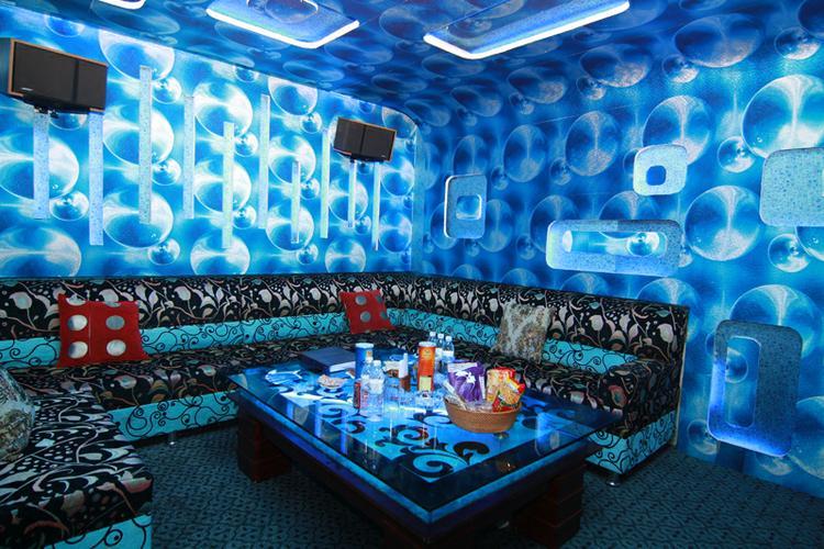 phong hat karaoke dep, phong hat karaoke O2