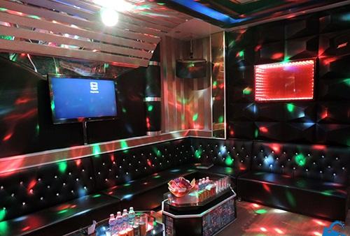 phong karaoke dep, phong karaoke vip