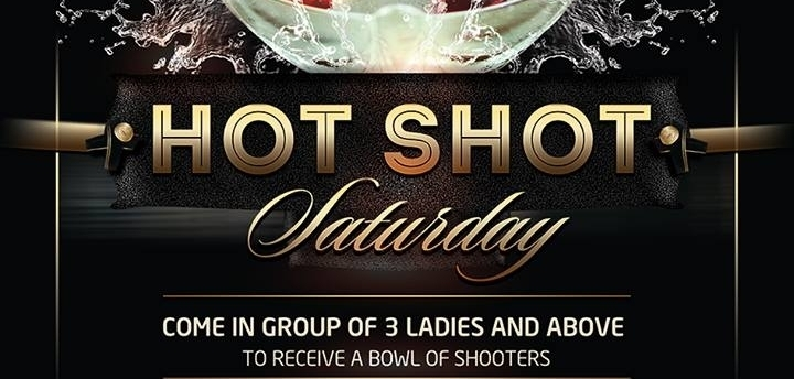 The Rooftop Đêm tiệc Hot Shot Sartuday