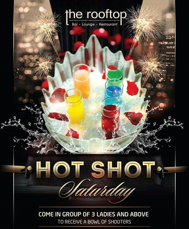 Rooftop Hot Shot  Party