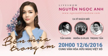 Liveshow Ngọc Anh 2016