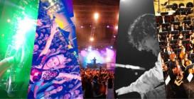 Điểm lại sự kiện 2014 tại Hà Nội: Các liên hoan âm nhạc quốc tế