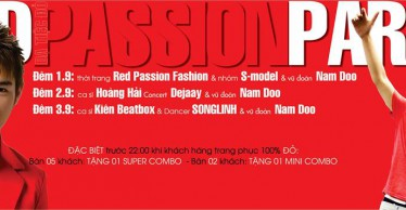 Dạ Tiệc Đỏ - Red Passion Party