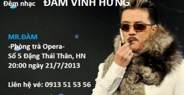 MR.ĐÀM- Phòng trà Opera