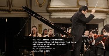 Đêm nhạc L`Espace Mozart Cycle IV