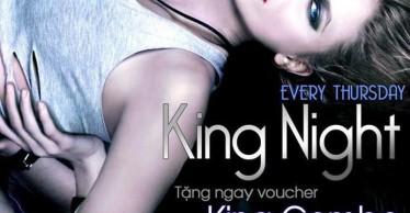 King Night IBar thứ 5 hàng tuần