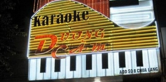 Karaoke Dương Cầm Hà Nội