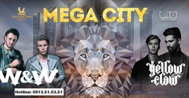 LIM - Mega City