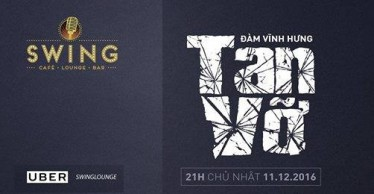 Lịch Swing Lounge tháng 12-1